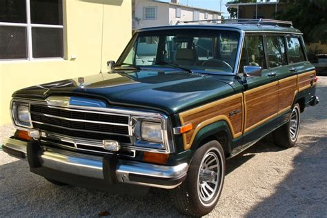 1991 Jeep Grand Wagoneer 1991 Jeep Grand Wagoneer Overview Cargurus