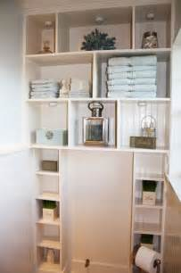 Bathroom Shelving Ideas For Small Spaces Small Space Storage 15 Creative Amp Fun Ideas