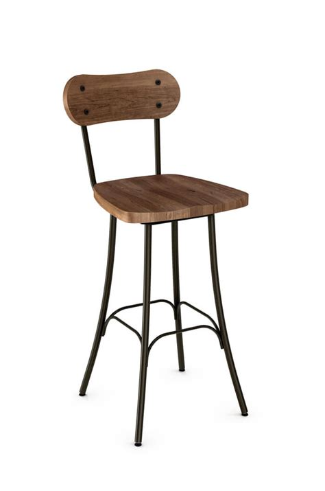 wood swivel bar stools with backs wood bar stools with backs wooden bar stools with back