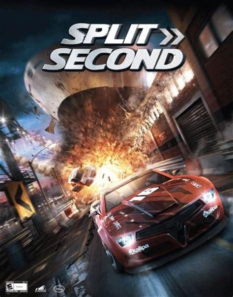Split Second split second velocity free pc free