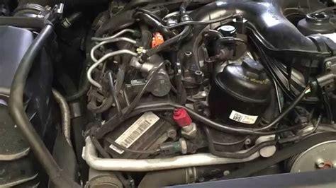 Audi Q7 Motor by Audi Q7 3 0 Tdi Motor Youtube
