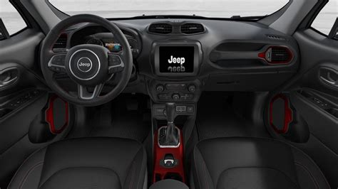jeep cars inside jeep renegade 2018 interior 2018 cars models