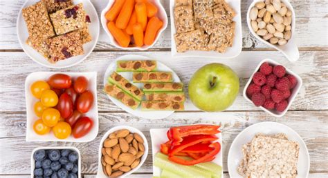 7 Healthy Snacks To Snack On At Work by Dietitians Top 5 Go To Snacks To Take To Work