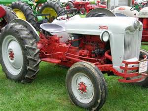 Picture of 9n 1953 ford jubilee yesterday s tractors