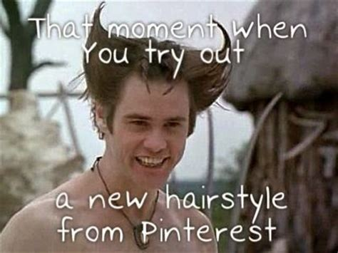 My New Haircut Meme - 20 best ace ventura images on pinterest funny stuff ha ha and funny photos