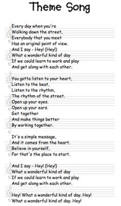 cartoon themes lyrics 1000 images about random song lyrics on pinterest