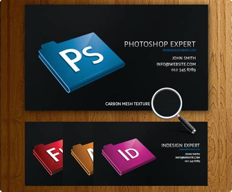 Adobe Indesign Business Card Template Free by Free Business Card Template Adobe Indesign Charlesbutler