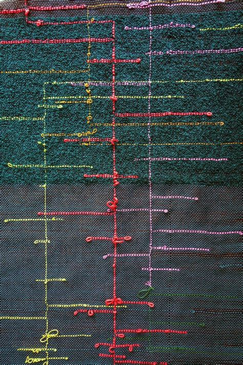 weaves by tokyo japanese saori weaving via the weaving party textiles