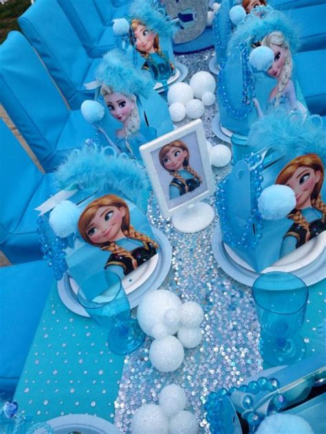 frozen birthday theme decorations frozen birthday