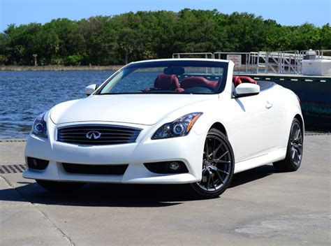 infiniti  ipl convertible review test drive