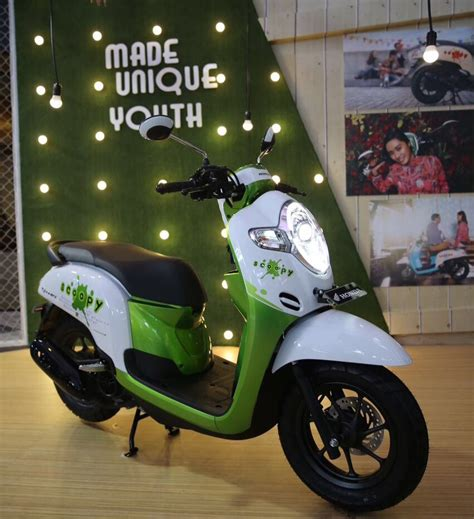 Karpet Motor All New Scoopy harga aksesoris motor honda scoopy fi automotivegarage org