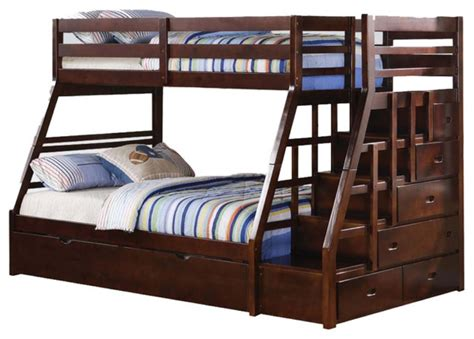 Bunk Bed With Trundle And Drawers Bunk Beds With Trundle And Drawers Loft Bed Design