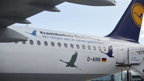 airbus design for environment lufthansa s wismar aircraft with special design for the