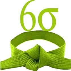 Green Belt Six Sigma Yellow Belt E Learning India