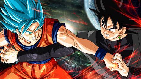 imagenes goku full hd dragon ball super amv goku vs black goku light s shadow