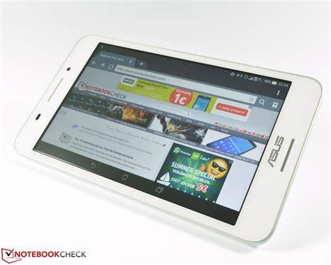 Tablet Asus Fonepad 7 Fe375cg asus fonepad 7 fe375cg tablet review notebookcheck net reviews