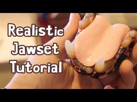 werewolf fangs tutorial best 25 werewolf teeth ideas on pinterest werewolf