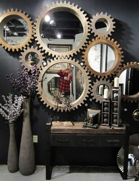 shining steunk home decor adopt the unconventional in your best 20 gear 4 ideas on pinterest