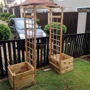 Garden Arbor Made From Pallets 109 Best Images About Pallets Garden On