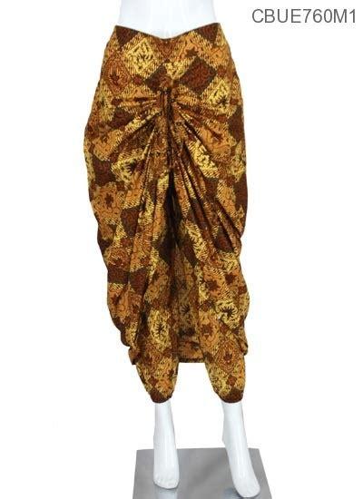 Celana Motif A rok celana motif klasik celana murah batikunik