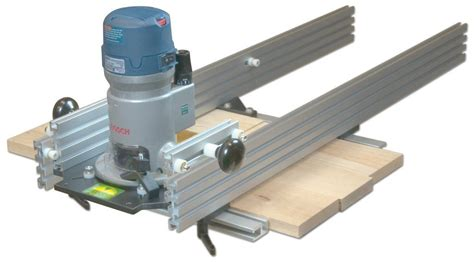 Woodhaven 3000 27 Quot Planing Sled Power Router Accessories