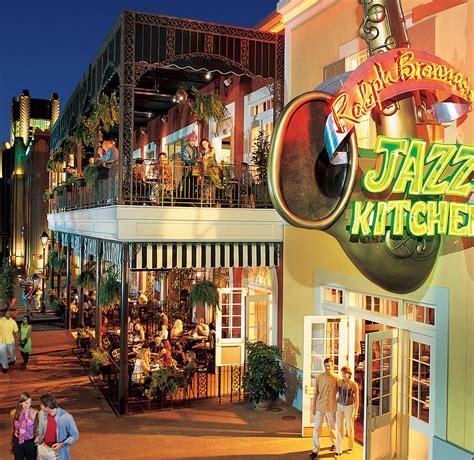 Jazz Kitchen Disneyland Menu by Downtown Disney District Celebrates Mardi Gras At The