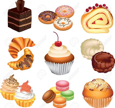Bakery Pastry by Pastries Clipart Clipground