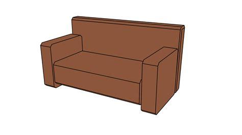 clip art sofa clip art couch dothuytinh