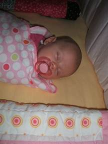 How Baby Sleep In Crib by After I Quot Dew Quot October 2010