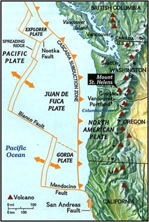 best 25+ cascadia subduction zone ideas on pinterest