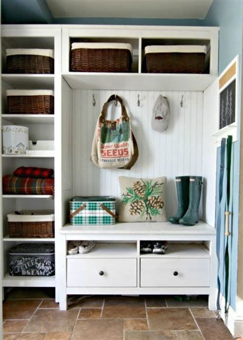 ikea hallway 67 mudroom and hallway storage ideas shelterness