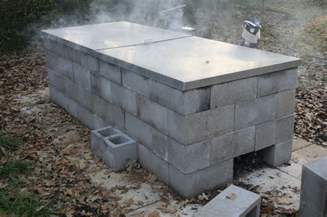 Block Pit Design cinder block bbq pit designs search engine at