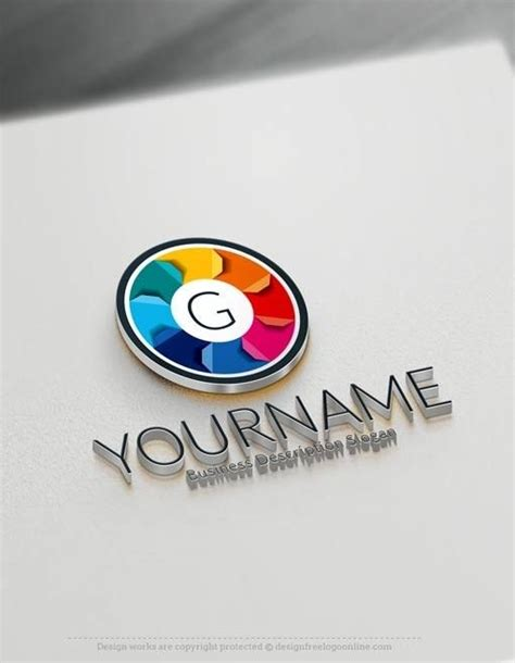 3d logo generator 25 best ideas about cool logo maker on font