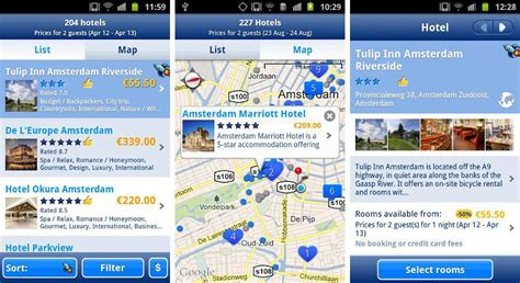 best booking app best android apps for finding cheap hotels android authority