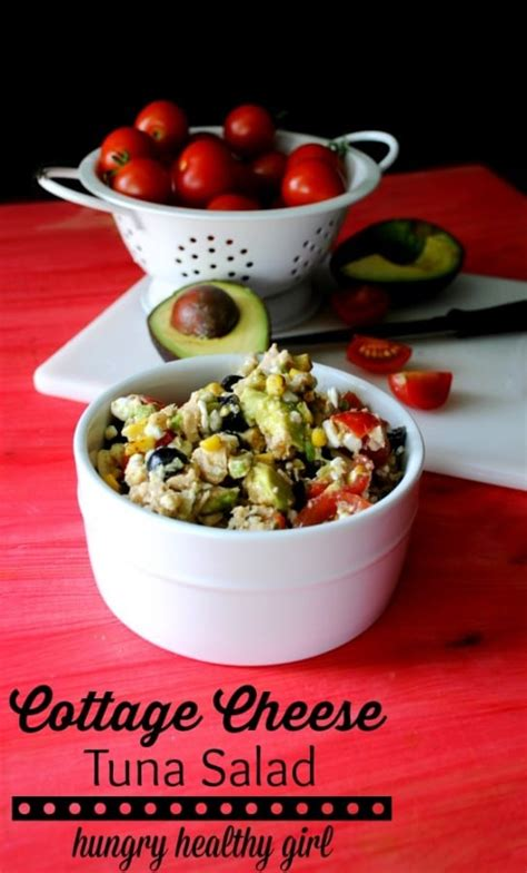 cottage cheese tuna salad s cravings