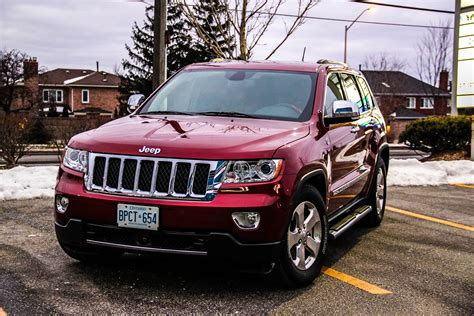 2013 Jeep Grand Overland 2013 Jeep Grand Overland Review