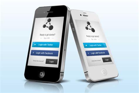 login in mobile mobile login screen tutorial tutorials