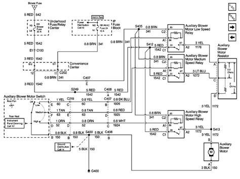 chevy express wiring schematics wiring forums