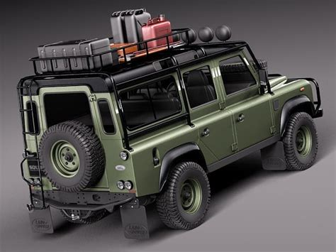 land rover defender expedition suv offroad car vehicles
