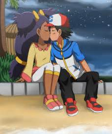 Ash iris kiss ash and iris 31677378 816 978 png