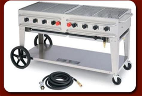 stoves, ovens, grills, fryers and warmers facilitate food