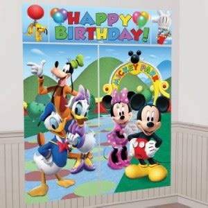 mickey mouse clubhouse room decor mickey mouse clubhouse setter birthday wall decoration room decor ebay