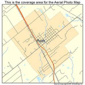 poth map aerial photography map of poth tx