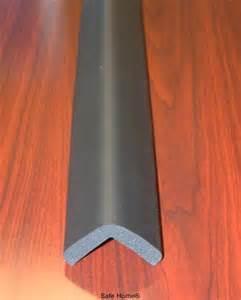 Edge Cushion Padding Safe Home Products Black Foam Padding For Sharp Edges