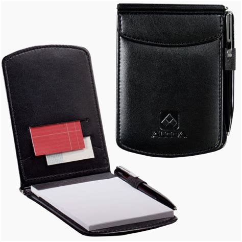 Pocket Memo Pad memo pad holders and jotters custom imprinted