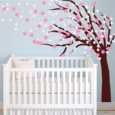Stickers Arbre Pour Chambre Bebe by Stickers Arbre Dans La Chambre B 233 B 233 Et Enfant En 28 Id 233 Es