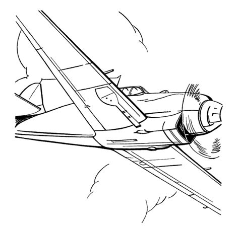 coloring pages military aircraft rwwii fighter jets colouring pages