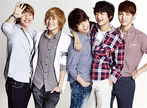 most popular boy bands 2014 shinee singapore forums by sgclub com