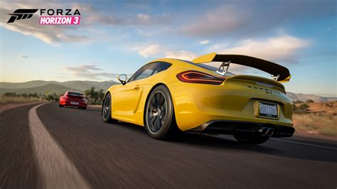 Porsche Autos by Forza Horizon 3 S Car Pack Comes With Seven Porsche