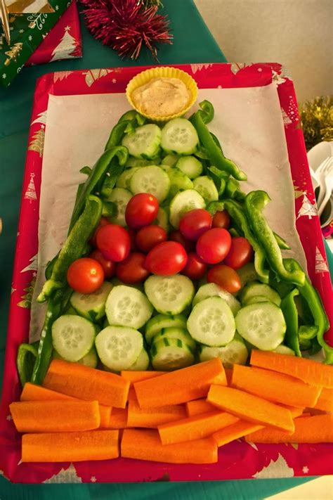 images of christmas vegetable trays christmas tree veggie tray holiday pinterest